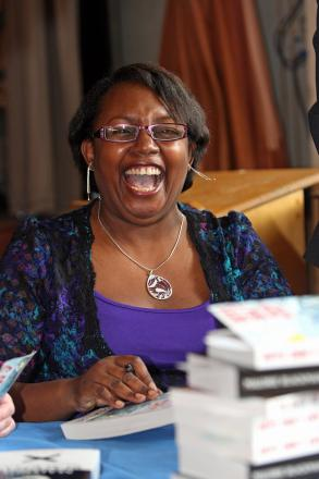 Children's Laureate Malorie Blackman will be taking part in the festival
