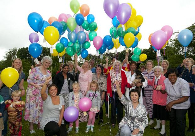 Appleby House, in Longmead Road, Epsom, organised a fundraiser for Macmillan Cancer Support