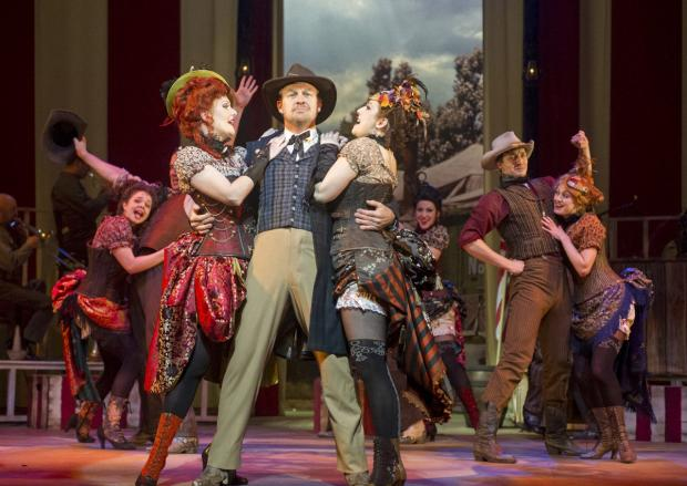 This Is Local London: A performance of Annie Get Your Gun