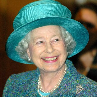 The Queen has honoured three former head