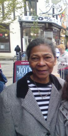 Lurline Harris, 78, has not been seen since Thursday.