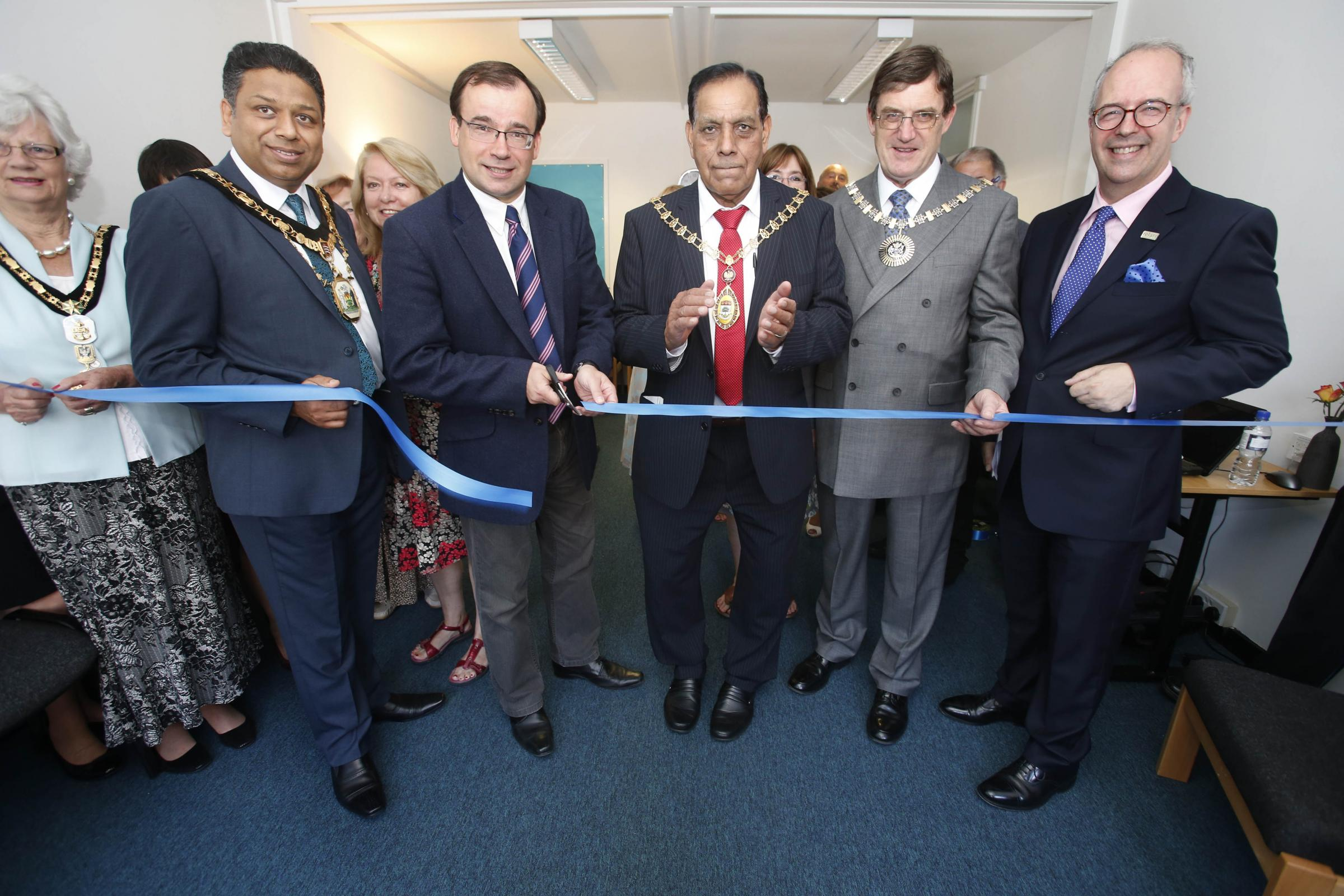 Counselling organisation moves into new HQ