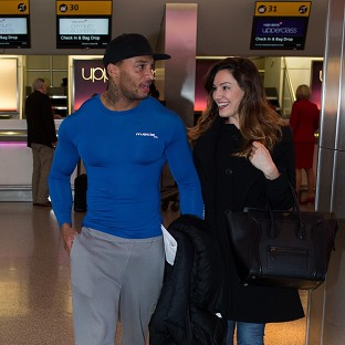 Kelly Brook is engaged to David McIntosh