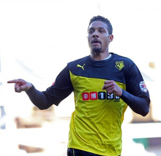 Ranegie says he'll leave if Deeney remains with the Hornets. Picture: Dave Peters
