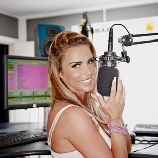 Katie Price will co-host her own weekly radio show