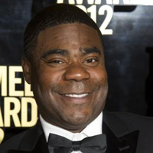 This Is Local London: Actor and comedian Tracy Morgan is improving following a highway crash that killed one of his friends (AP)
