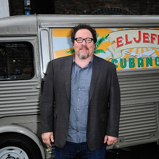 Jon Favreau plays a chef in his new film