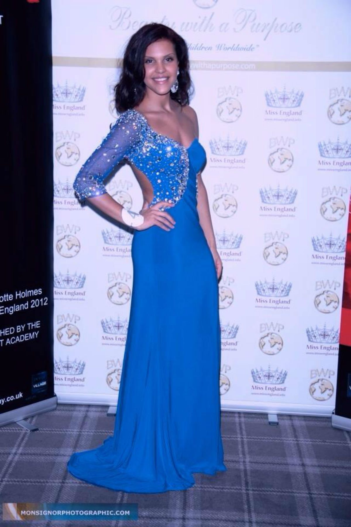 Saffron Corcoran, 17, will take part in the Miss Teen national final after being crowned Miss Teen Greater London