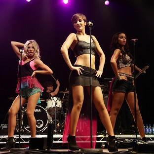 The Saturdays' Frankie Sandford admits being a working mum can be hard