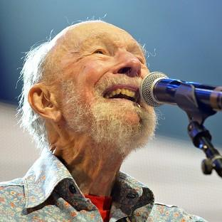 Pete Seeger died in January, aged 94