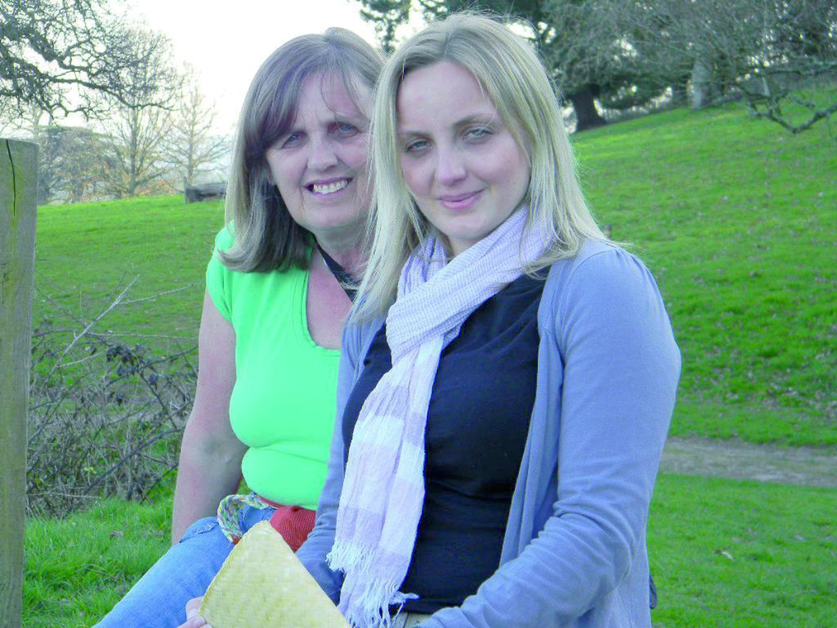 Family affair for Race for Life organiser and her mum