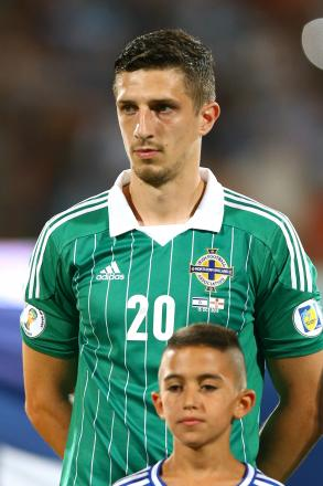 Craig Cathcart has 18 Northern Ireland caps. Picture: Action Images