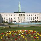 This Is Local London: Tolga Ulasan rescued the boy from the fountain at Waltham Forest town hall