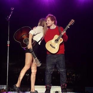 Ed Sheeran says his friend Taylor Swift has a personality that is older than her years
