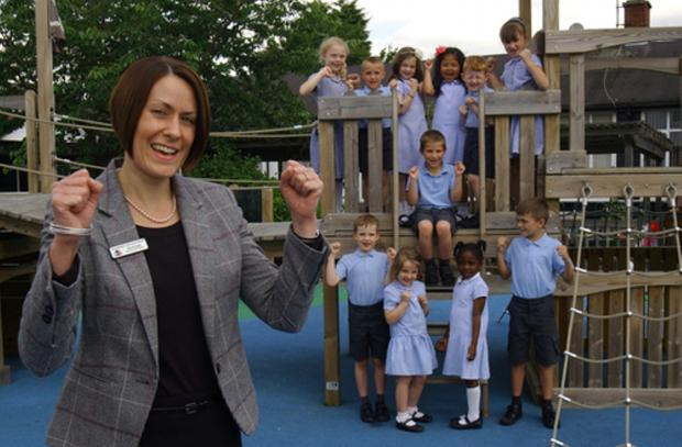 This Is Local London: Barnehurst Infant School nominated for national award
