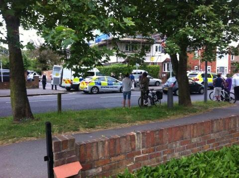 This Is Local London: Two arrested after post office robbery pic: Rose Barling