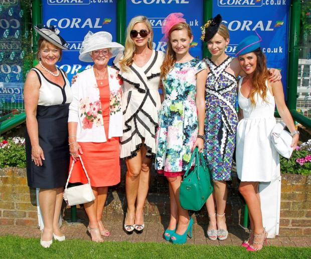 Ladies Day: This year has an American theme