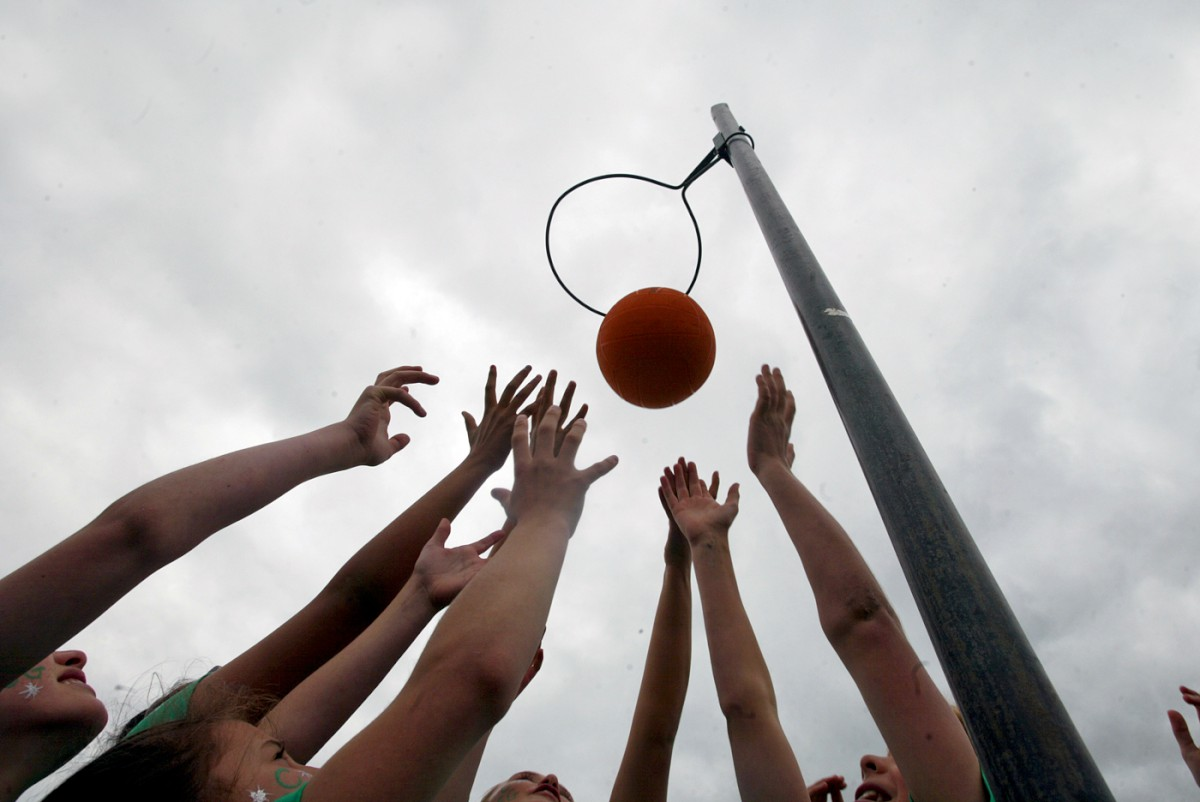 Netball will be one of the sports on offer