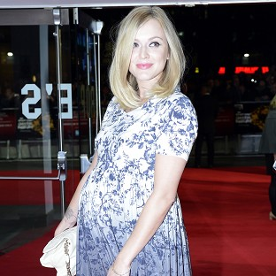 Fearne Cotton said she loved being pregnant