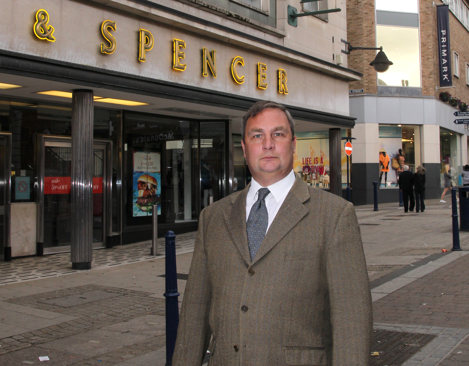 Gravesham Council Leader has 'no sympathy' for M&S over planned closure