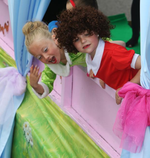 This Is Local London: Children in fancy dress