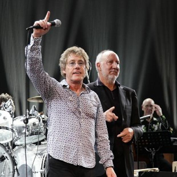 This Is Local London: Roger Daltrey and Pete Townshend of The Who are to play a series of arena gigs