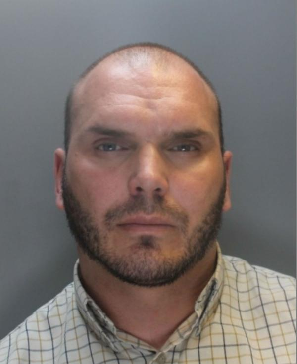Sean Fury has been jailed for three years and four months
