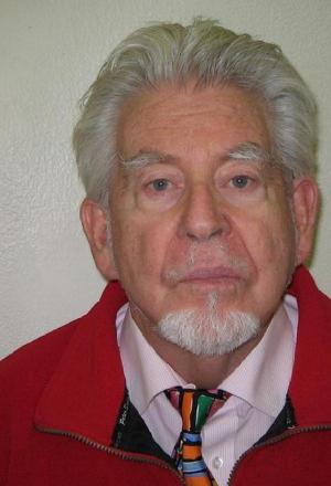 Sydenham's Rolf Harris tributes ;could be torn down'