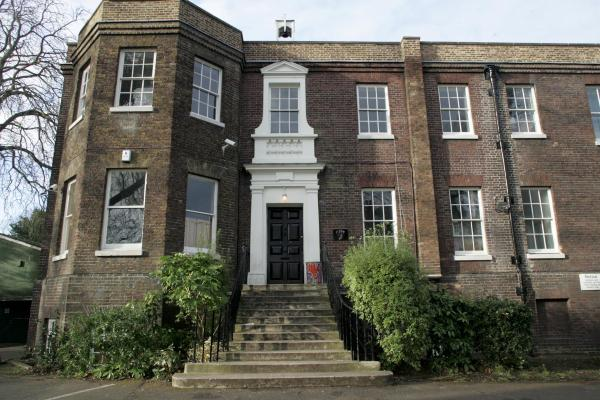 Heatham House: Up for a  refurb