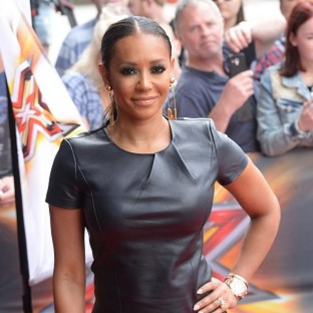 This Is Local London: Mel B is back as an X Factor judge