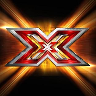 An X Factor auditionee has been quizzed by police