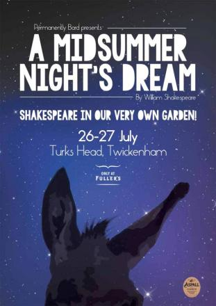 Pub fun: A Shakespearean wonder