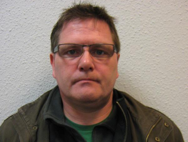 Jailed: Terence Dyer