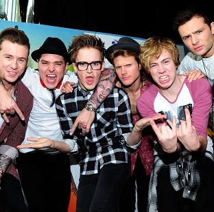 This Is Local London: McBusted played at Hyde Park