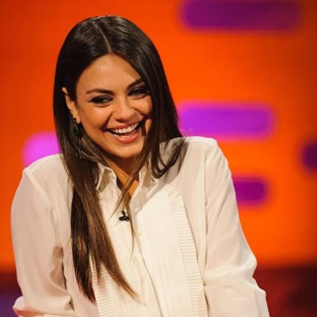 This Is Local London: Mila Kunis admitted she never wanted to get married before her romance with Ashton Kutcher