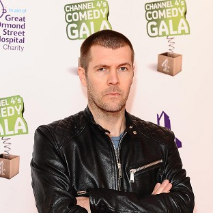 Rhod Gilbert is to host Never Mind The Buzzcocks