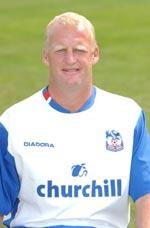 This Is Local London: Crystal Palace manager Iain Dowie