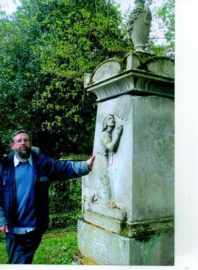 David Brooks, museum assistant at Bourne Hall, in Ewell, will be leading the walk