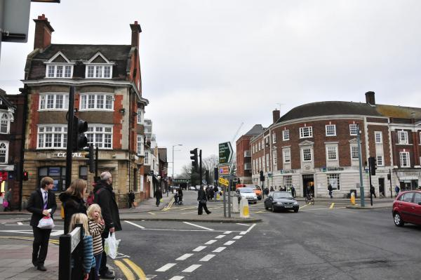 Epsom town centre gets £1.3m funding boost