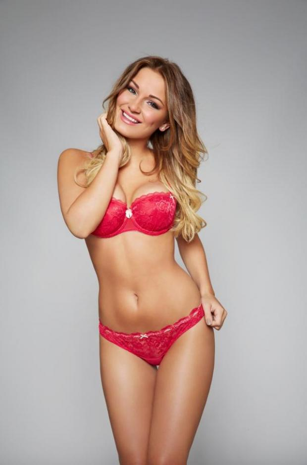 This Is Local London: PICTURED: Sexy lingerie to be launched by TOWIE's Sam Faiers at Bluewater