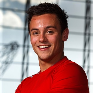 Tom Daley worked on Splash! for ITV