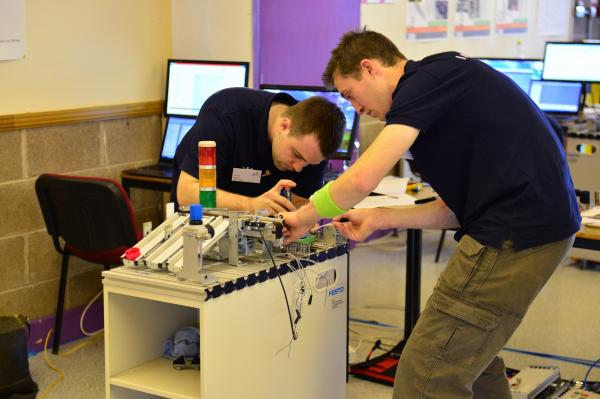 Students head to France for skills competition