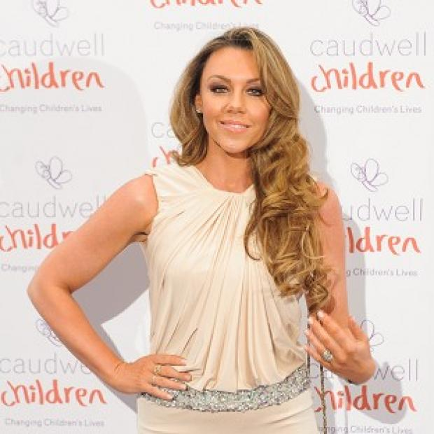 This Is Local London: Michelle Heaton said she didn't want to take risks with her life