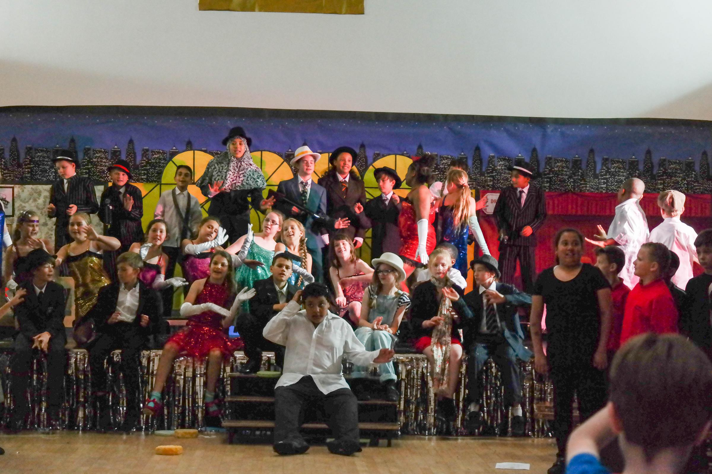 Churchfields Primary Leavers Production