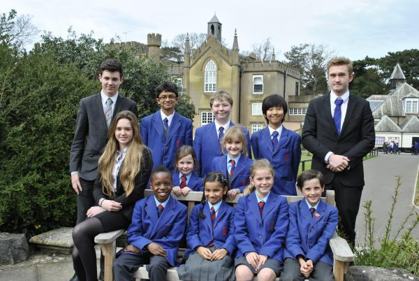 Ewell Castle School  – Summer 2014 (Junior, Senior and 6th Form pupils)