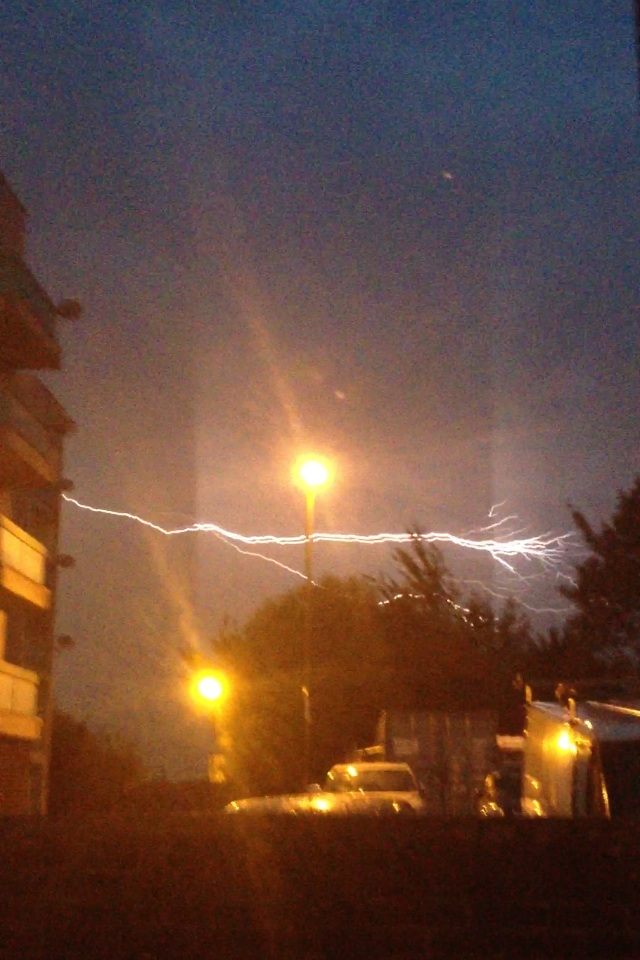 This Is Local London: Lightening