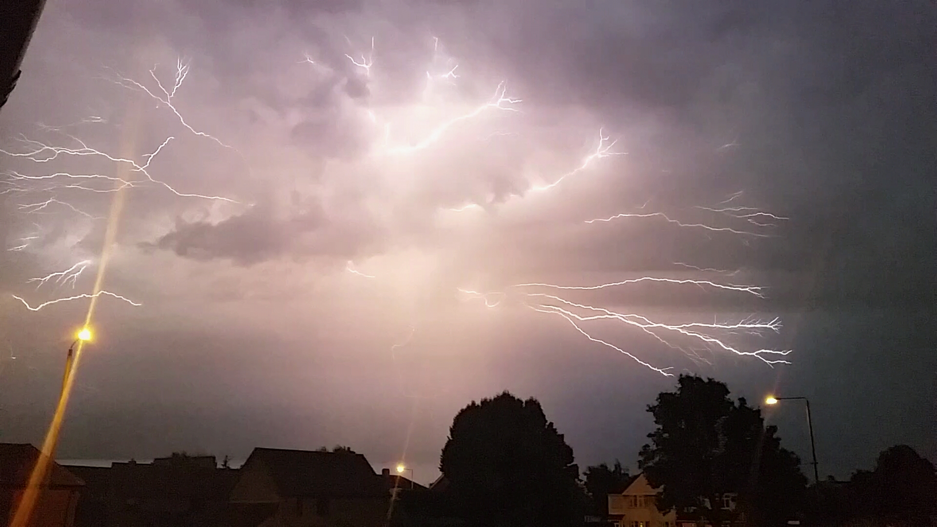 This Is Local London: Sidcup lightning