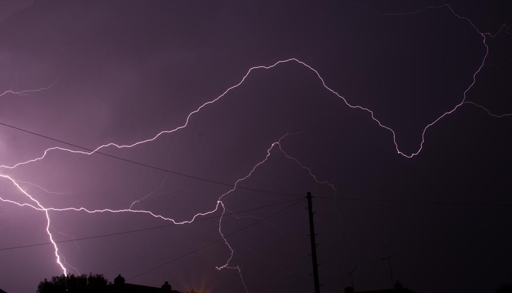 This Is Local London: Swanley lightning