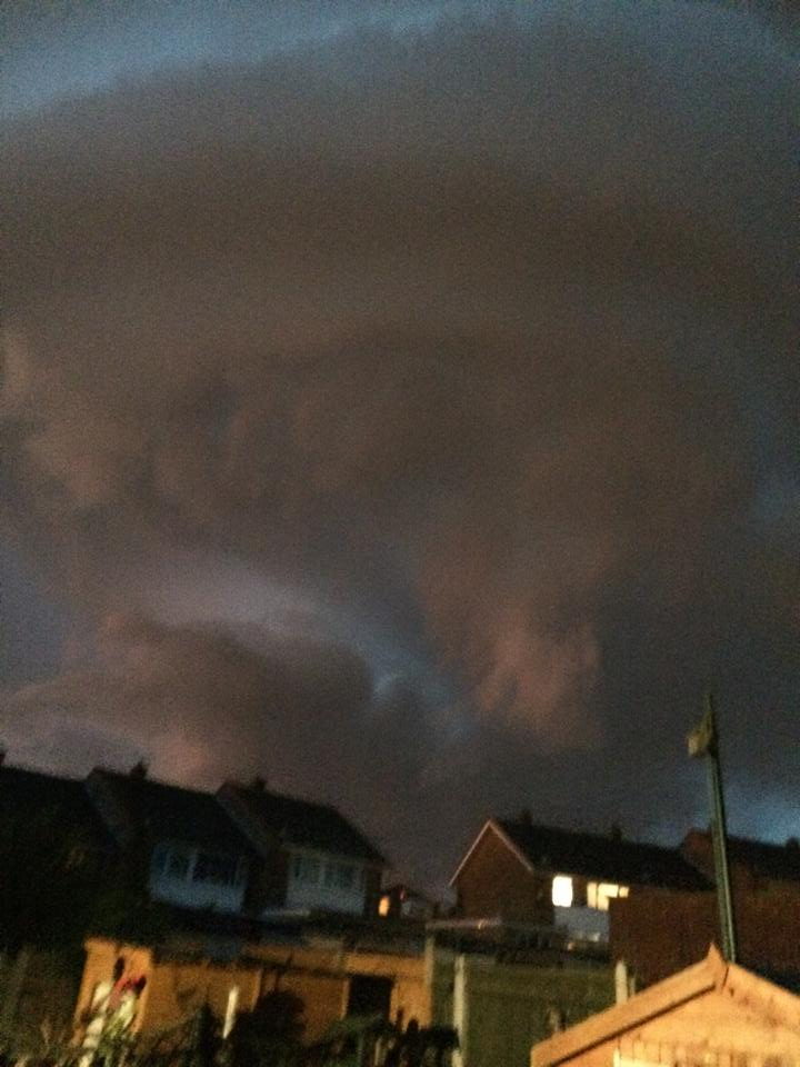 This Is Local London: Gravesend storm
