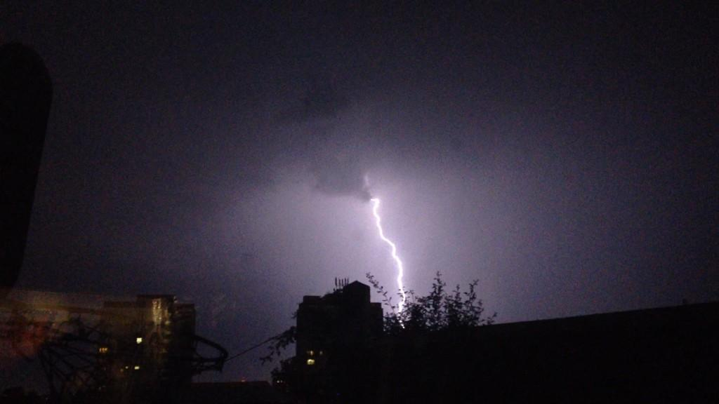 This Is Local London: Erith lightning
